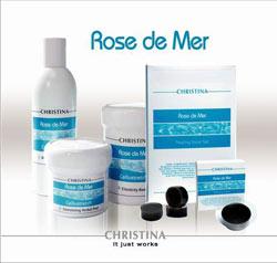 Косметика rose de mer купить